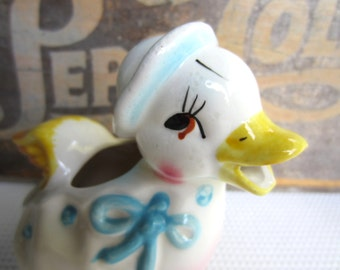 Vintage Mother Goose Planter by Ucagco Japan