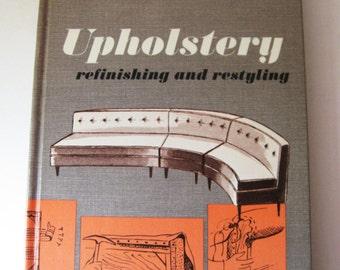 Vintage Upholstery Handbook