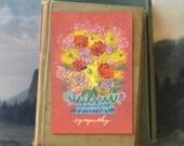 Claudia Sympathy // Single Card // Fawnsberg Stationery