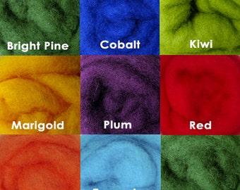 8 oz Norwegian C-1 Wool Rainbow Collection