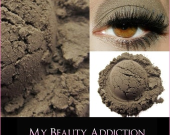 Clearance-Mineral Eye Shadow 'Cocoa Bean'