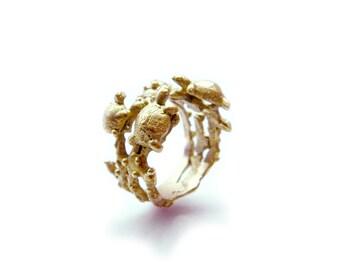 Turtles Ring