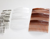 Hair combs ,selection