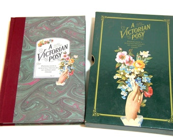 A Victorian Posy, Penhaligon's Scented Treasury Of Verse And Prose
