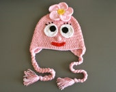 Foofa Earflap Hat- pick your size