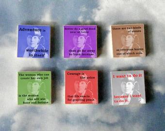 AMELIA EARHART Magnet Gift Set