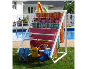 SALE!! 8 Bar TowelMaid Rack