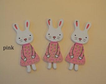 Bunny Button (BT-113)