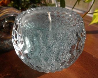 Crystal Wave Gel Candle