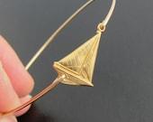 Sailboat Bracelet, Sailboat Jewelry, Sailing Bracelet, Sailing Jewelry, Sailor Bracelet, Sailor Jewelry, Nautical Gift, Boat Jewelry