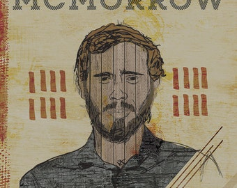 James Vincent Mcmorrow Poster - Limited Edition of 100