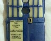 Call the Police! Motorola Moto X hard cover case (GLOWS in the dark)
