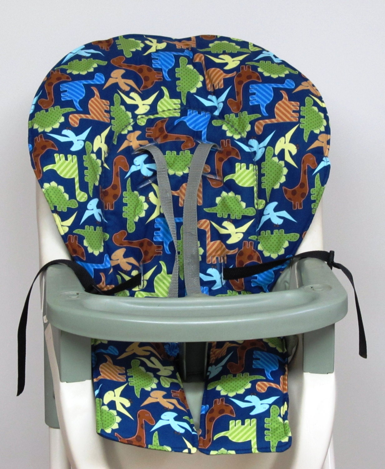 Graco High Chair Cover Pad Replacement Dinosaurs By