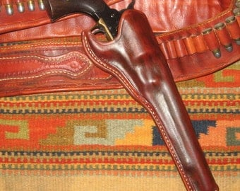 Custom Made to Order Slim Jim Holster for 1858 Remington - 10/12 week delivery