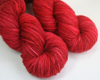 Scathach - Avalon BFL DK hand dyed yarn - 100g