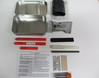 Emergency Fire Starting Kit