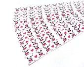 Lucky Stars Paper Strips - Cute Panda