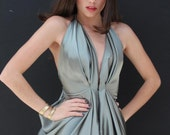 Balance-Signature Couture Halter for Lisa