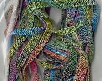 Niki Organic Cotton Ribbon Floss Painters Threads Tentakulum Embellishment
