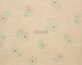 Lovely Daisy - Ivory by Atsuko Matsuyama - Printed in Japan