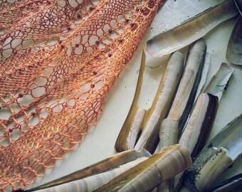 ENSIS Lace Scarf PDF Knitting Pattern