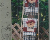 20% Off Raggedy Ann Andy Applique Kitchen Towel Pattern