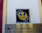 Steam Wars Rebel Gold Squadron Patch
