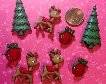 Reindeer Games buttons