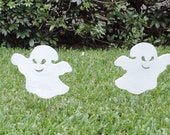 Halloween Ghost Lawn Stake