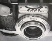 Kodak Camera Vintage Ad 1963