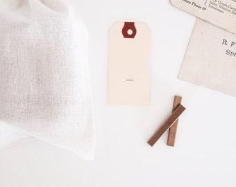 Petite Brass Staple Refill (10,000 staples)