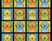 Clumber Spaniel Cartoon Pop-Art T-Shirt Tee - Men's, Women's Ladies, Short, Long Sleeve, Youth Kids