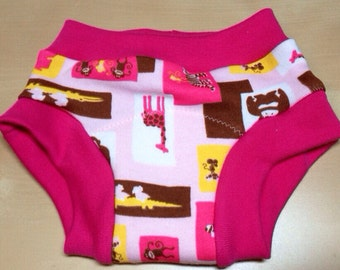 Pink Zoo - Training Pants - X-Small