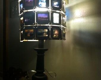 Vintage Kodachrome slide lamp