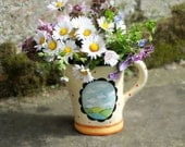 Little English Jug - MADE TO ORDER