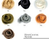Felt Wool  Mohair Series 7 Color 10g (High Quality Mohair)