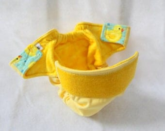 All in one cloth diapers (AIO)