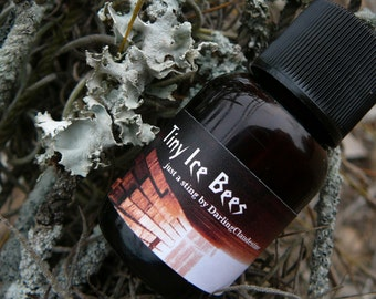Doing the Unstuck SALE Tiny Ice Bees handcrafted fragrance oil
