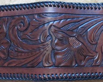 Bi-Fold Leather Wallet