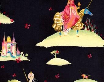 Princess Bloom - Masha D'yans - Clothworks - Half Yard