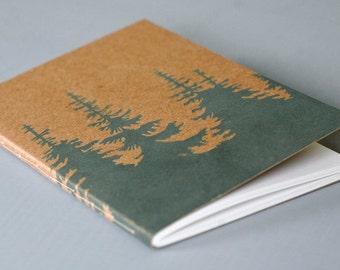 Pines Notebook Journal