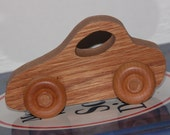 Child's Toy - Wooden Mini Coupe - Kids Toy - Wooden Car