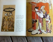 1962 Masters of the Japanese Print Their World and Their Work hardcover