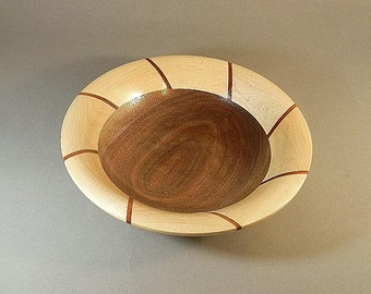 Wooden Bowl - Handmade - B274
