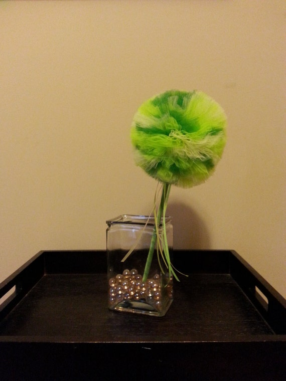 Tinkerbell Green Tulle Fairy Princess Wand