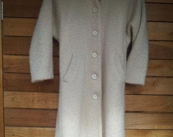 Asborg 1970s 1980s Hilda LTD Icewool Winter Coat