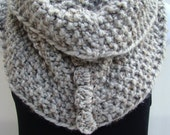 Comfy Wrap Chunky Warm Cowl Soft Scarf Cozy Winter Cowl