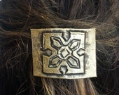 Dwarven Hair Clasp-The King