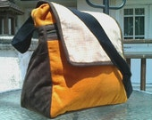Bag is ideal for travel, shopping, and go anywhere you want.