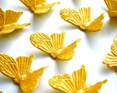 Sugar Butterflies, 24 petite size, by Andie's Specialty Sweets / edible, confection embellishment